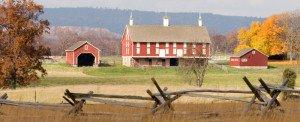 Gettysburg Pa Farm