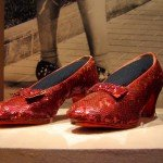 Dorothy's Ruby Slippers at American History Museum