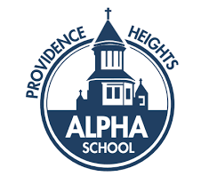 Providence Heights Alpha School Logo