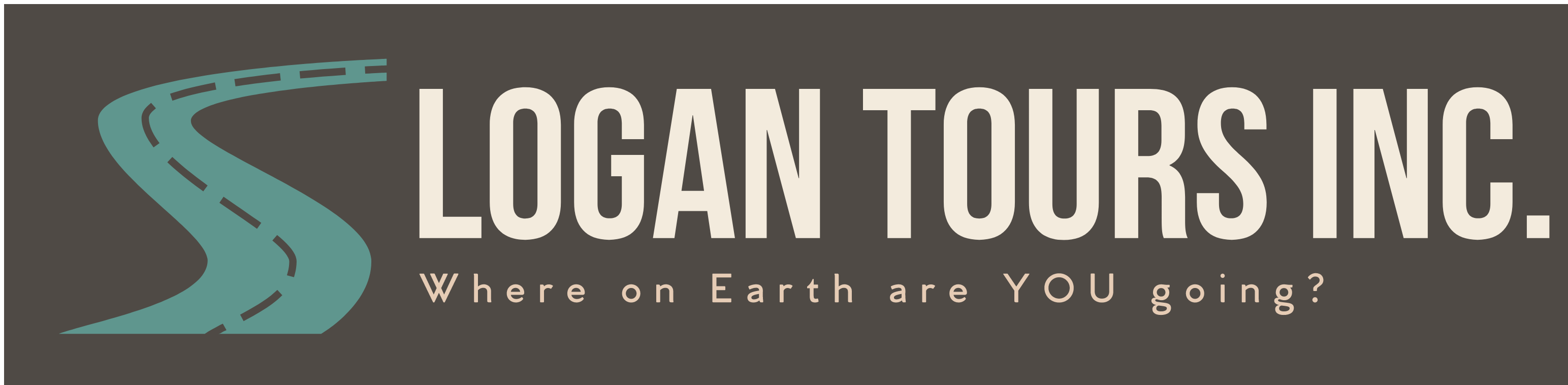 Logan Tours, Inc Where on Earth or YOU going?