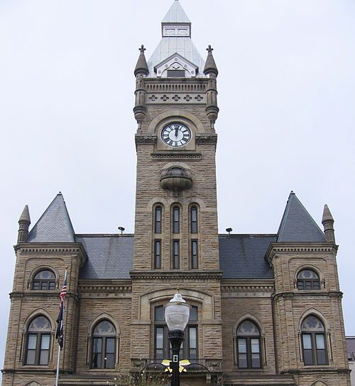 Butler County Courthouse building